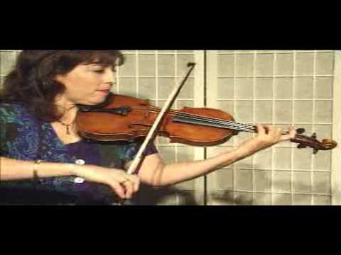 Violin Lesson - Song Demonstration - Canon in D (Ph. 5)