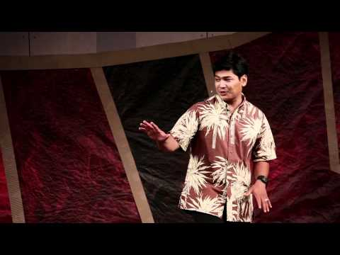 TEDxHonolulu - Jason Mateo - Fatherless Fatherhood