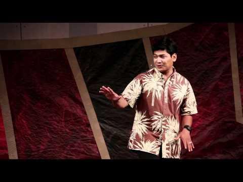 TEDxHonolulu - Jason Mateo - Fatherless Fatherhood