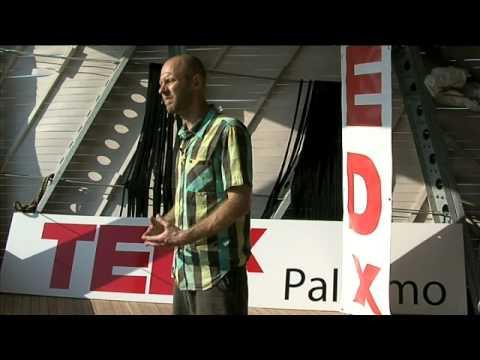 TEDxPalermo - Matteo Ferrari - Surfing Italian Waves