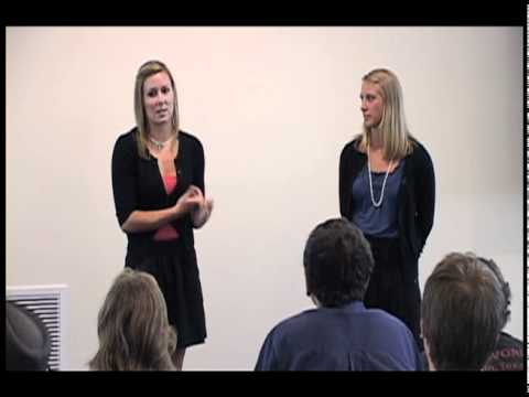 TEDxFoCo - Katie Barstow and Molly Dunkle - Getting Down and Dirty in the Beauty Industry