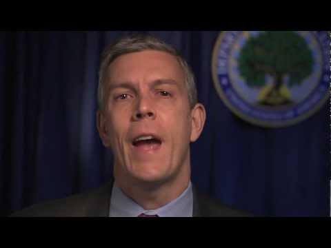 Secretary Arne Duncan - Stop Bullying.gov