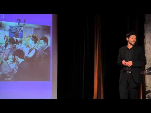 TEDxUdeM - Francesco Tordini - Do I have your attention ? Exploring beyond vision