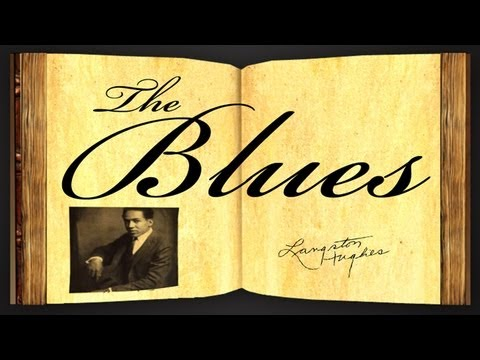Pearls Of Wisdom - The Blues by Langston Hughes - Poetry Reading