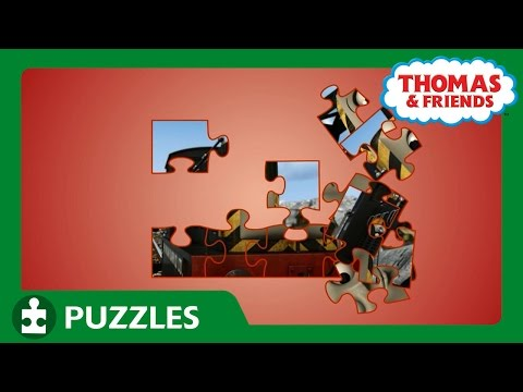 Thomas & Friends: Engine Puzzle #6 - UK