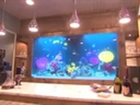 Tanked - Reveal: Bart Scott's Man Cave