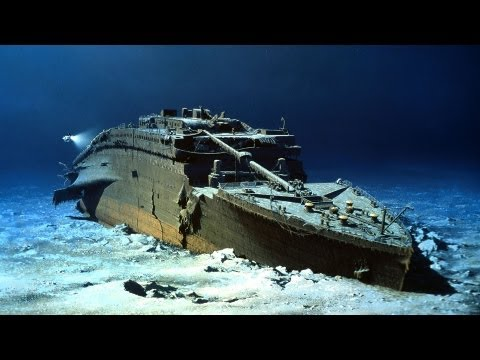 National Geographic Live! - Robert Ballard: Painting the Titanic