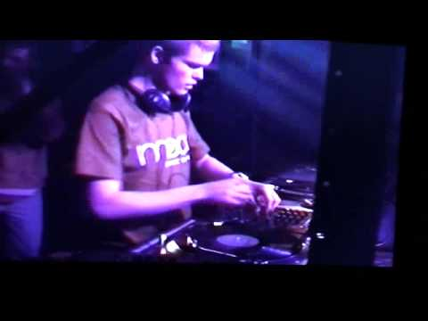 SPANK  Rave night Aberystwyth Uni DJ Surgeon 1998