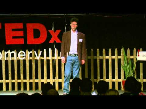 Primal Talk: The Secret Language of Human Connection: Alex Feldman at TEDxSomerville