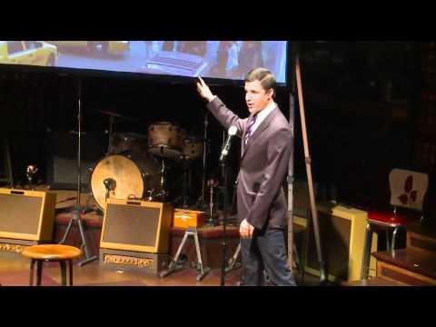 TEDxBROADWAY - Ken Davenport - 20 Years Past