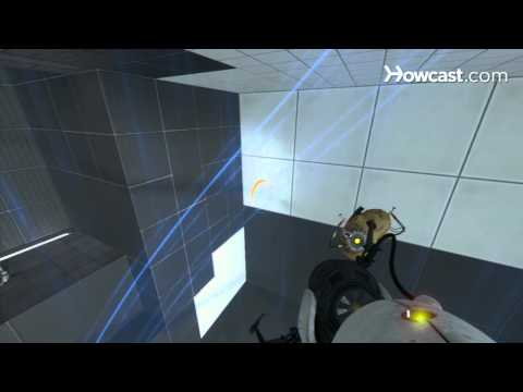 Portal 2 Walkthrough / Chapter 8 - Part 2: Room 01/19