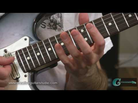 Rock Lead Guitar Soloing - Part One