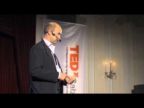 TEDxSalzburg - Dr Stefan Piech - Young people deserve appropriate entertainment.