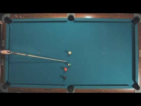 Pool Trick Shots / Fundamentals: Stun Shots