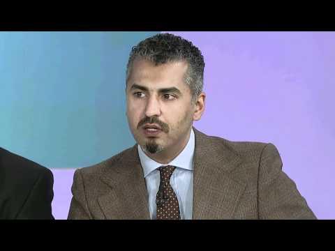 Vulnerability - Maajid Nawaz at European Zeitgeist 2011