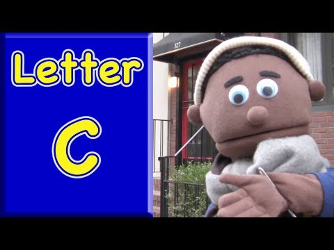 Words beginning with the letter C: Educational videos for toddlers