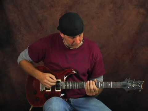 Rock blues metal lead guitar lesson learn arpeggio licks defined over solo