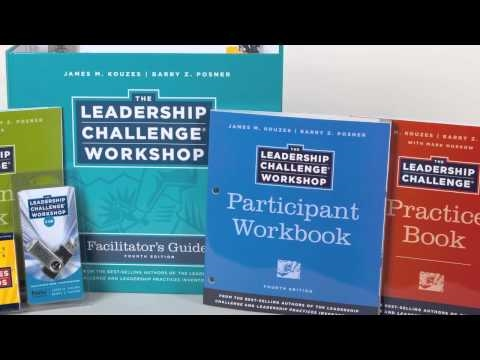 The Leadership Challenge Workshop Facilitator's Guide Set, 4e