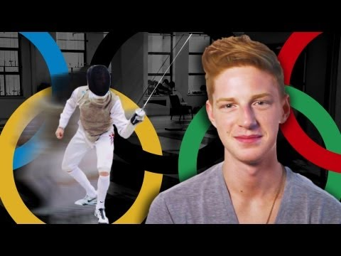 Olympic Fencing Prodigy: Race Imboden