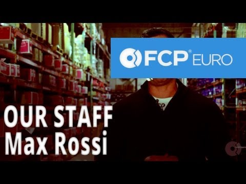 Our Staff - Max Rossi: Vice President of Online Support - FCP Stores