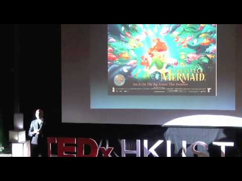TEDxHKUST - Nury Vittachi - Unleashing the Story in Your Head