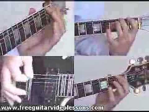 paradise city guns and roses part 5 www.FarhatGuitar.com
