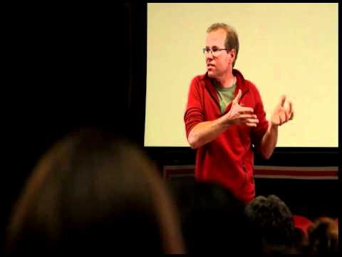 TEDxMiddlebury - Tim Parsons - Running Away
