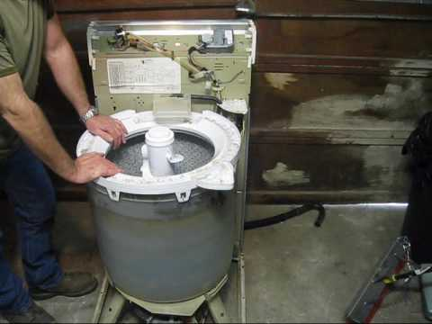 WHIRLPOOL WASHER REPAIR VIDEO 3
