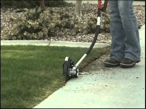 Troy-Bilt String Trimmer Attachments Demonstration