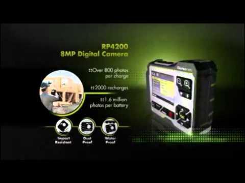 Ryobi Tek 4 Cordless Electronic Tools