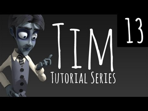 Tim - Pt 13 - Clothing - Shoes and Tie, Mask Modifier