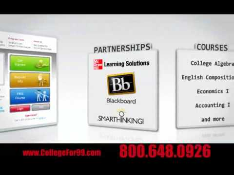 Online College Commercial for StraighterLine