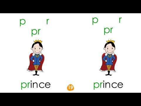 Phonics Chant 2 - by ELF Learning (updated version)