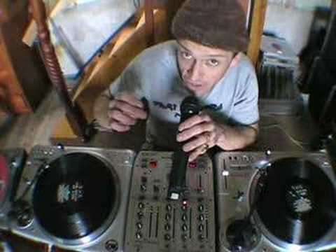 Video 8 How to beat juggle for the new turntabalist