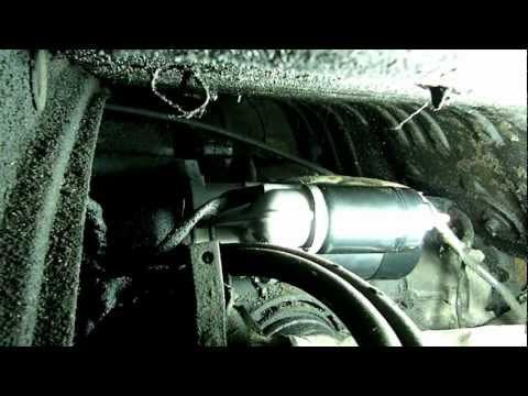 Volkswagen Beetle Starter Replacement