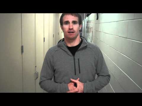 TRX® Training Tip from Drew Brees