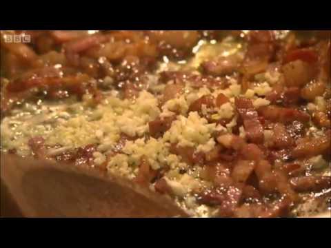 Spaghetti Carbonara - Rick Stein - BBC