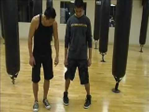 Wing Chun - Bottom Triangle (basics) part 1