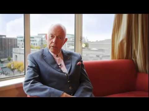 Tony Buzan on the Origins of Mind Mapping