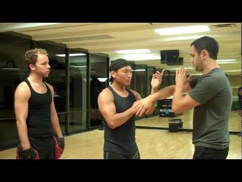 Wing Chun - Tie & Untie Step Drill (part 5)