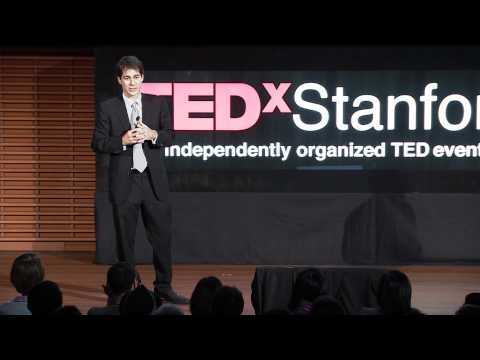 TEDxStanford - Joel Stein - My search for masculinity