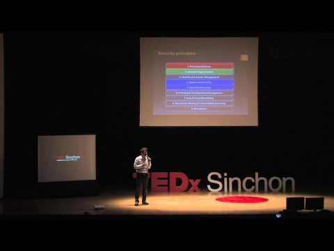 Taking responsibility for company's back door: Kim, Jaehong at TEDxSinchon