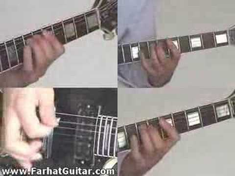 The trooper  Iron Maiden Part 1 www.FarhatGuitar.com