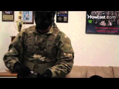 Paintball Tips: How to Play Tactical Paintball or Scenario Paintball