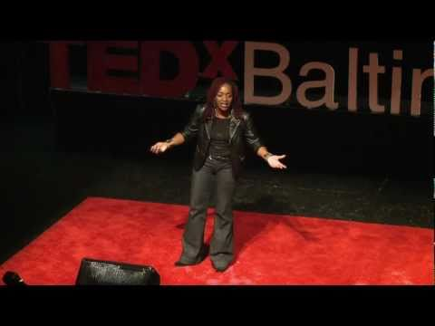 TEDxBaltimore 2011 MESHELLE The Truth About Goaldiggers (The Future We Make)