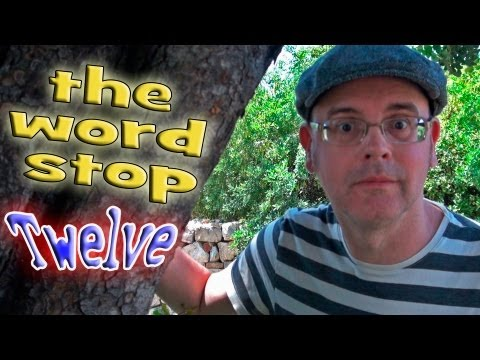 The Word Stop - 12 - BRUTAL