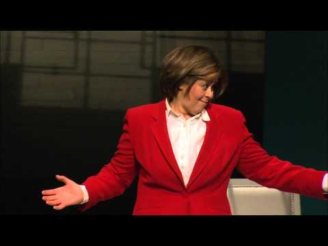 One-Woman Show Explores Human Side of Health Care Debate
