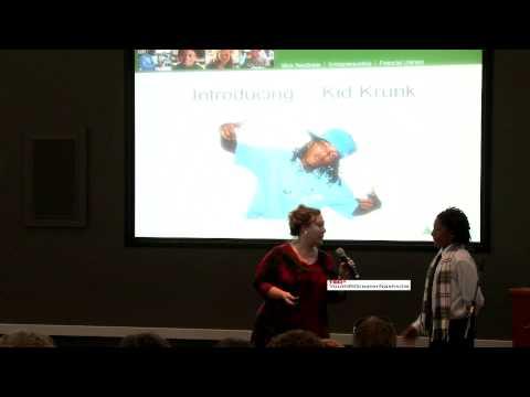 TEDxYouthGreaterNashville: Kim Drake & BJ Wilson: The Entrepreneurial Spirit