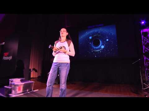 TEDxPittsburgh - Dr. Maura McLaughlin - The Dark Side