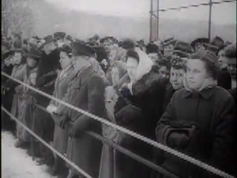 President Roosevelt Inaugurated - 1945